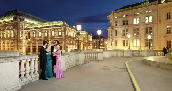 Opéra de Vienne  © ÖW, Peter Burgstaller