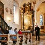 L'église baroque