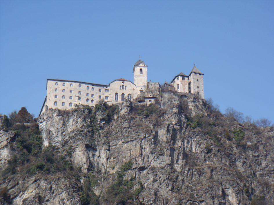 Taubers Unterwirt Kloster Säben (Klausen)