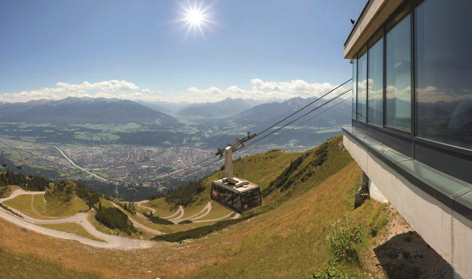 © Innsbrucker Nordkettenbahnen