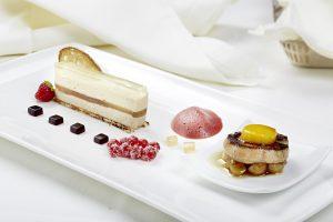 Dessert au Relais & Châteaux Singer Sporthotel & Spa