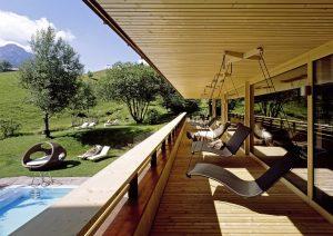 Das Naturhotel Chesa Valisa