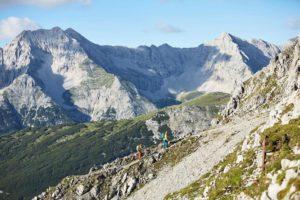 Vue dans le Karwendel © TVB Innsbruck Christof Lackner