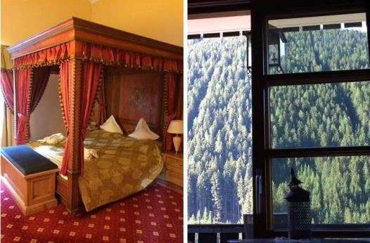 Hotel Engel Suite Sternenhimmel © Natalie Lantos