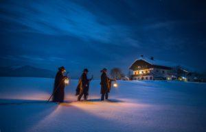 L'Avent dans le Pays de Salzbourg © SalzburgerLand Tourismus
