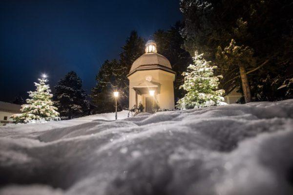 Chapelle du village d'Oberndorf  © SalzburgerLand Tourismus