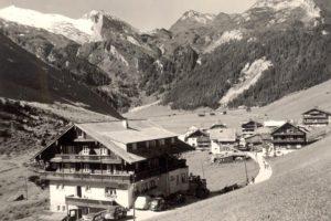 Ancienne Pension Alpenhofà Hintertux