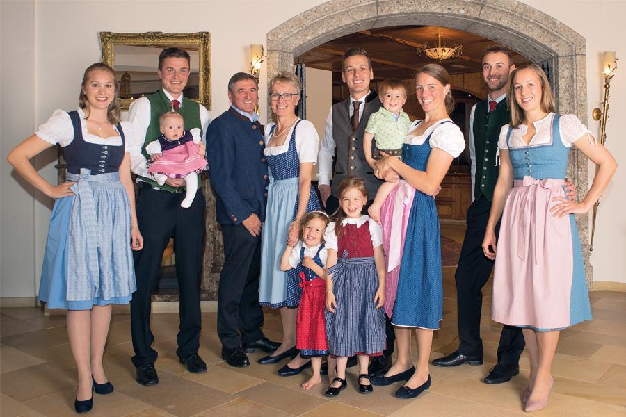 Hotel Alpenhof Famille Dengg Hôteliers