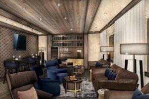 Nouvelle salle Havanna à l'hôtel Alpenhof, travaux 2019