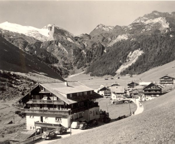 Ancienne Pension Alpenhof à Hintertux