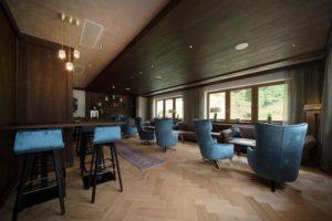 Nouvelle salle Havanna © Hotel Alpenhof Hintertux / Birgit Koell