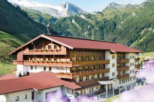 Hotel Alpenhof Hintertux Été