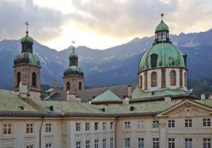 Toits Palais impérial Innsbruck Concerts Promenades © Christof Lackner