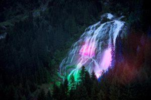 Cascade dans le Stubaital © Aktiv & Vitalhotel Bergcristall - Andre Schoenherr