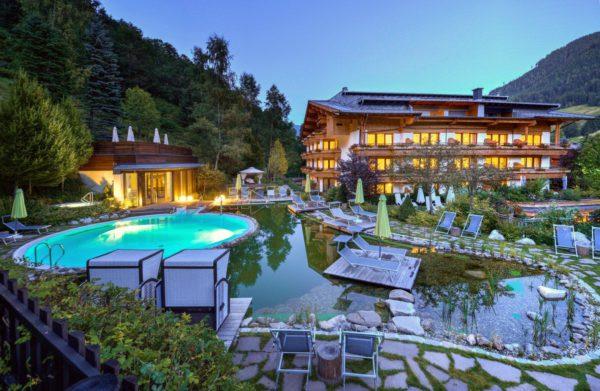 Gartenhotel Theresia Saalbach Hinterglemm Pays de Salzbourg