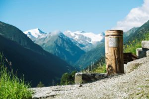Point de vue panoramique, Alpage du Kartnall © TVB Stubai Tirol - Andre Schoenherr
