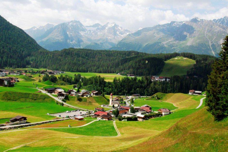Plateau de Niederthai, le balcon ensoleillé de l'Ötztal, Tyrol © Dagmar Gehm