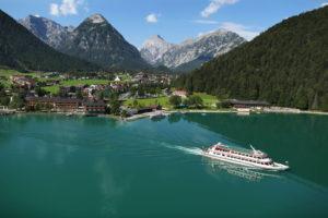 Lac Achensee Pertisau Tyrol Ete